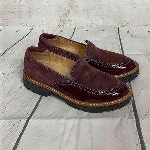 Naturalizer slide loafers